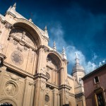 instantánea de la catedral de Granada monumento
