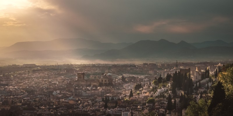 Granada sin la Alhambra miradores
