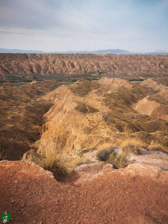 desierto de Gorafe cañón