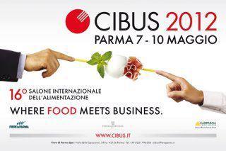 Salone Internazionale dell'Alimentazione CIBUS 2012 Parma