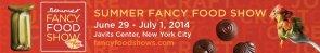 SUMMER FANCY FOOD DI NEW YORK