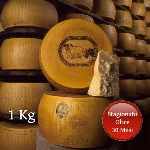 Parmigiano Reggiano Vacche Rosse stagionato oltre 30 mesi