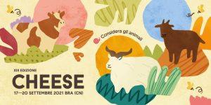 Cheese 2021, fiera dei formaggi a Bra, Cuneo