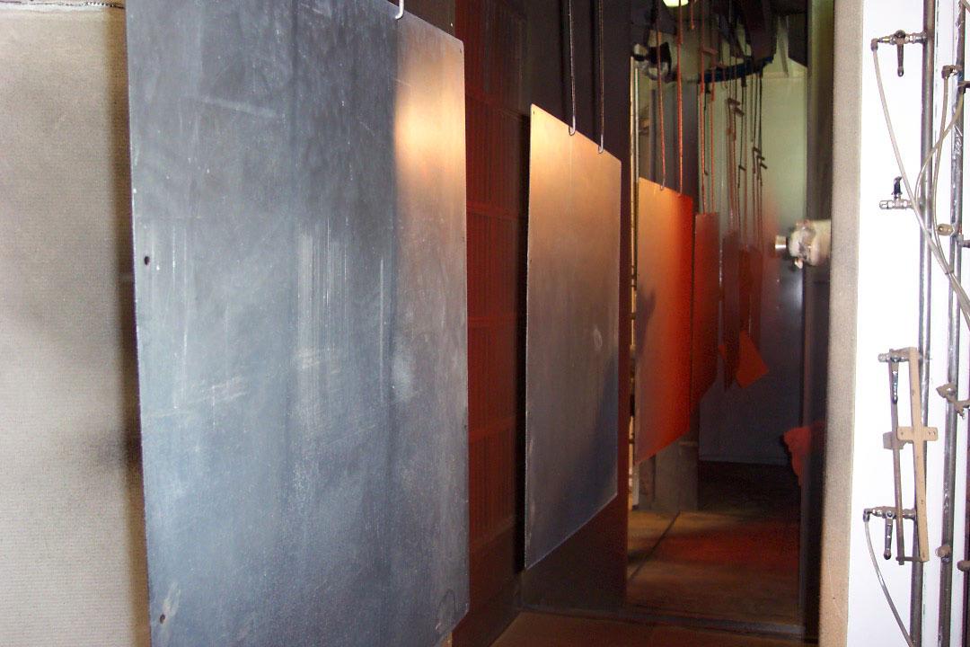 Túnel de pintura