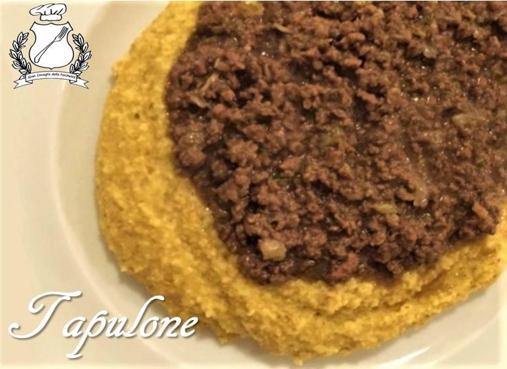 Tapulone  ricetta
