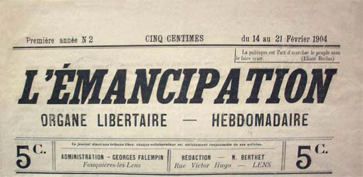 emancipation 1904