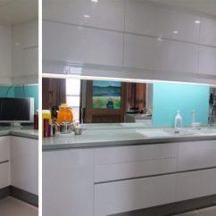 Kitchen Window Ideas Moen Faucet Aerator 創新想法的實踐家台北王先生案例 現代廚房格蘭登台北門市 格蘭登廚具 現代廚房格蘭登台北