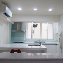 Open Kitchen Sink Double 廚房知識交流我該選擇開放式廚房嗎 格蘭登廚具 50年廚具經驗 服務大