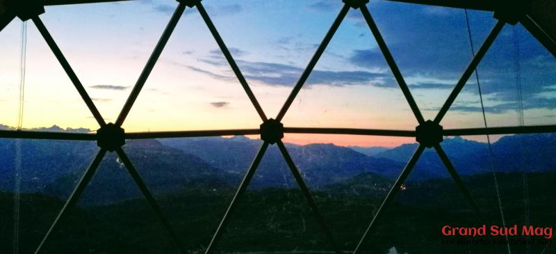 Geo-Dome geodesic