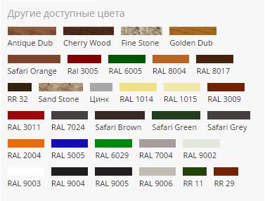 Сайдинг Корабельная Доска GRAND LINE + Optima