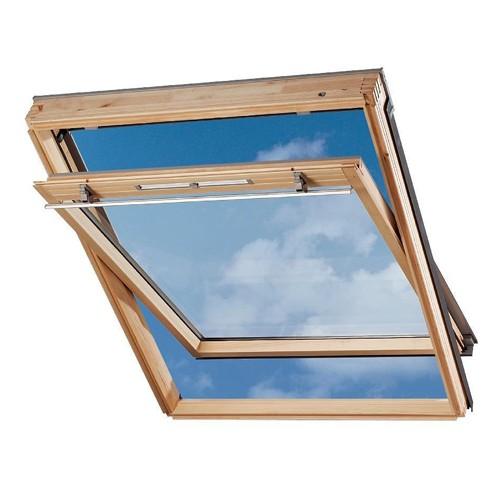 Окно мансардное Velux Стандарт GZL 1059b (660×1180 — 940×1400 мм)
