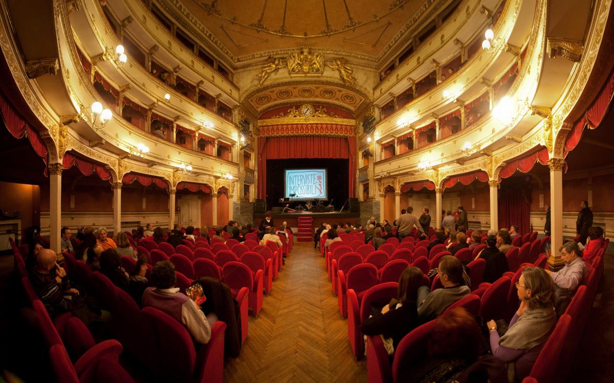 Teatro Toselli di Cuneo Stagione Teatrale 20142015