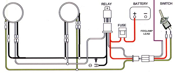 fog light wiring diagram out relay fog image fog light wiring diagram no relay fog auto wiring diagram schematic on fog light wiring diagram