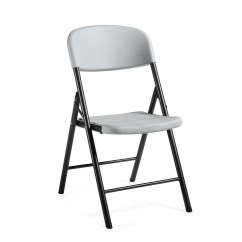 Armless Folding Chair Office Max Desk Mat Offices To Go Litelift Ii Chairs Set Of