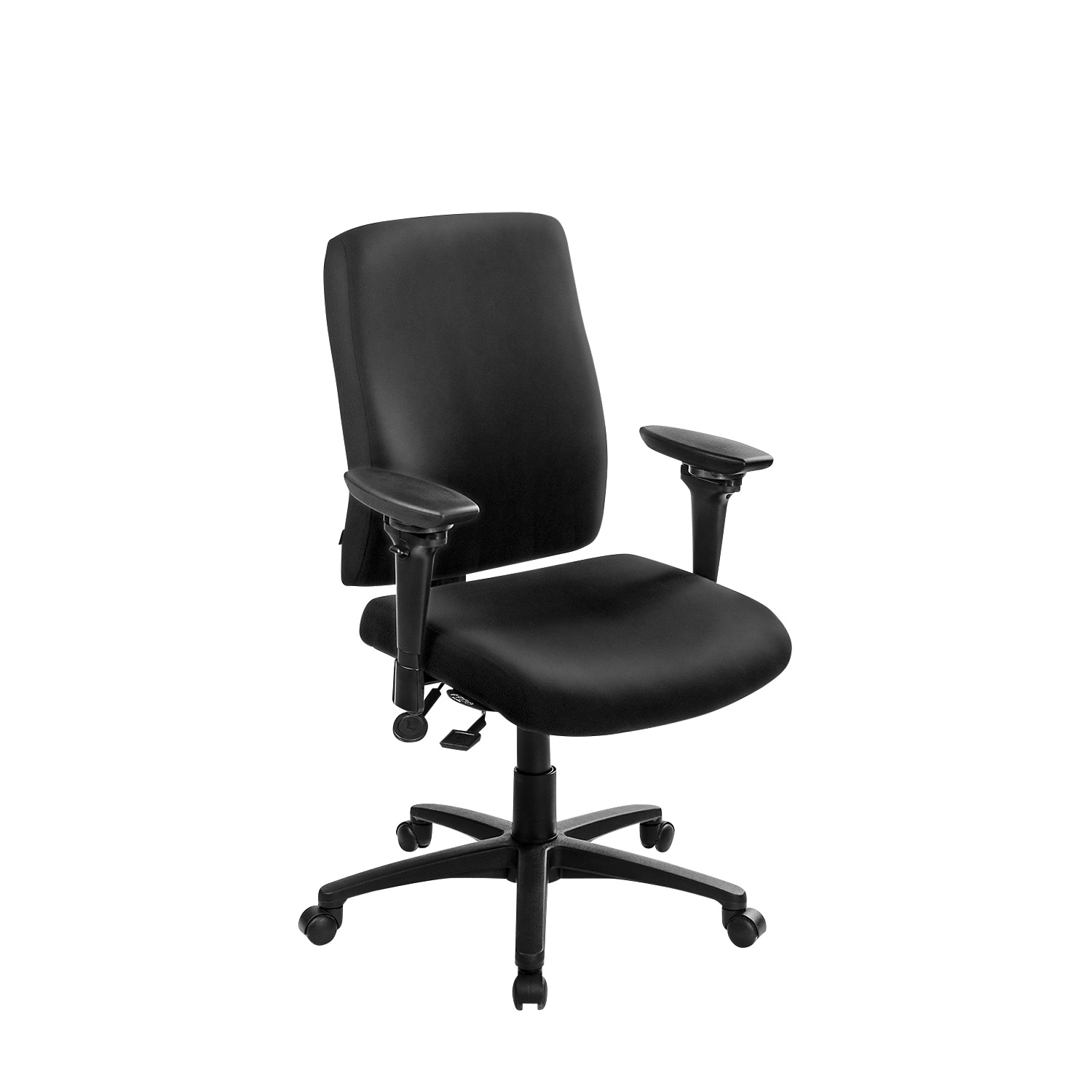 officemax ergonomic chair steelcase parts ergocentric ucentric mid-back task   grand & toy