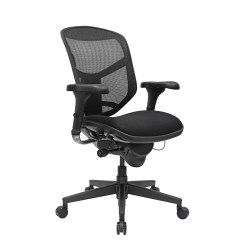 Workpro Office Chair Me Too Portable High Pro Quantum 9000 Series Ergonomic Mesh Mid Back