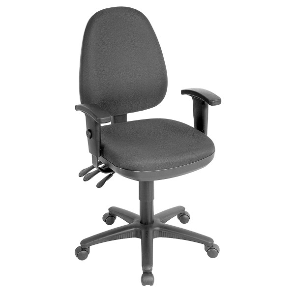 Realspace Pro 8000 Series Multifunction Task Chair Grand & Toy