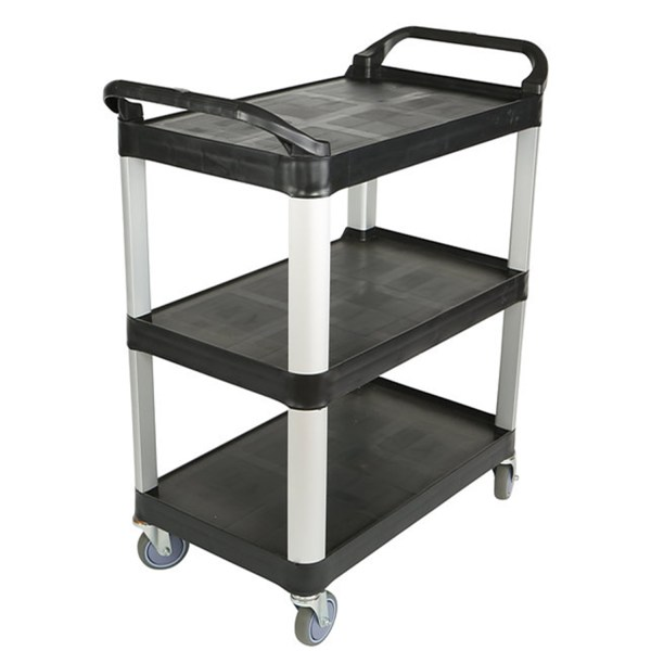 Globe Commercial Products Small Utility Cart Grand & Toy