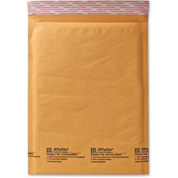 Sealed Air Jiffylite Cellular Cushioned Mailers Grand & Toy