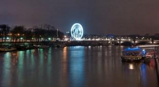 La Seine vers la Concorde