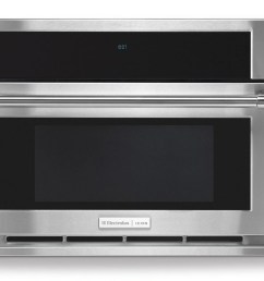 electrolux icon professional series 1 5 cu ft stainless steel built in microwave e30mo75hps grand appliance and tv [ 1279 x 961 Pixel ]
