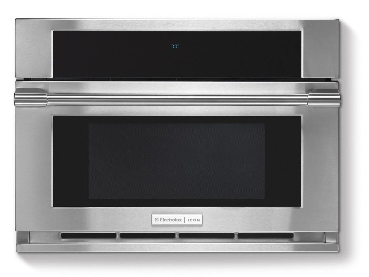 hight resolution of electrolux icon professional series 1 5 cu ft stainless steel built in microwave e30mo75hps grand appliance and tv