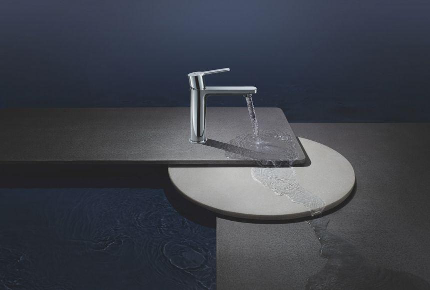des robinets de salle de bains innovants