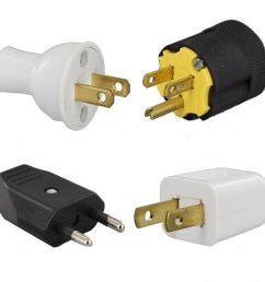lamp plugs appliance plugs male lamp connectors [ 1000 x 1000 Pixel ]