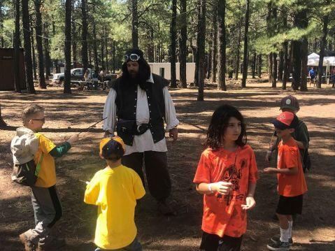 Camp Kaibab 2019 - Wizards Acadmey