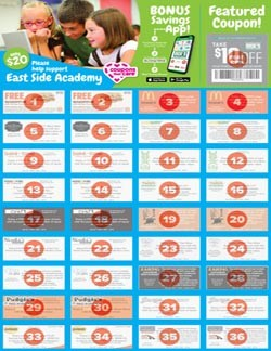 Sample Coupon Card
