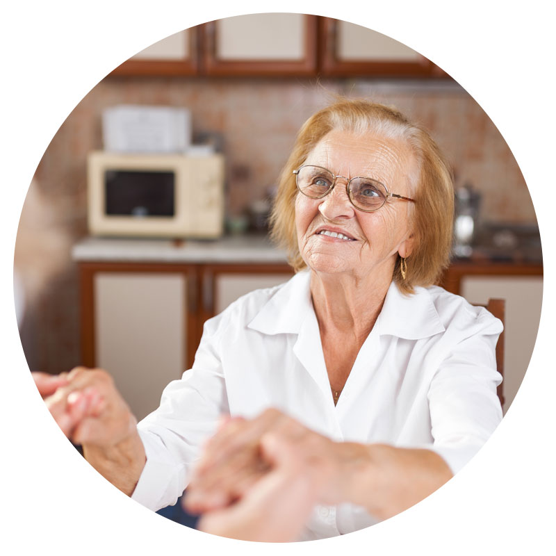 Senior caregiving technology for housing communities