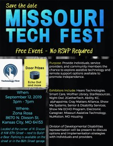 Tech Fest poster