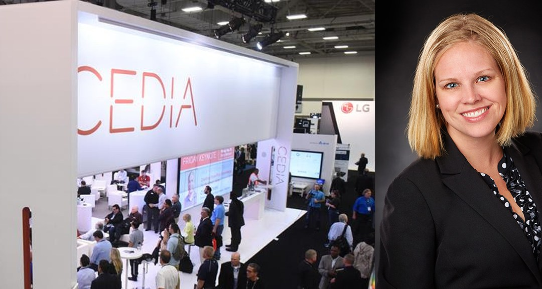 Laura Mitchell Presents On Technology-Infused Aging at CEDIA
