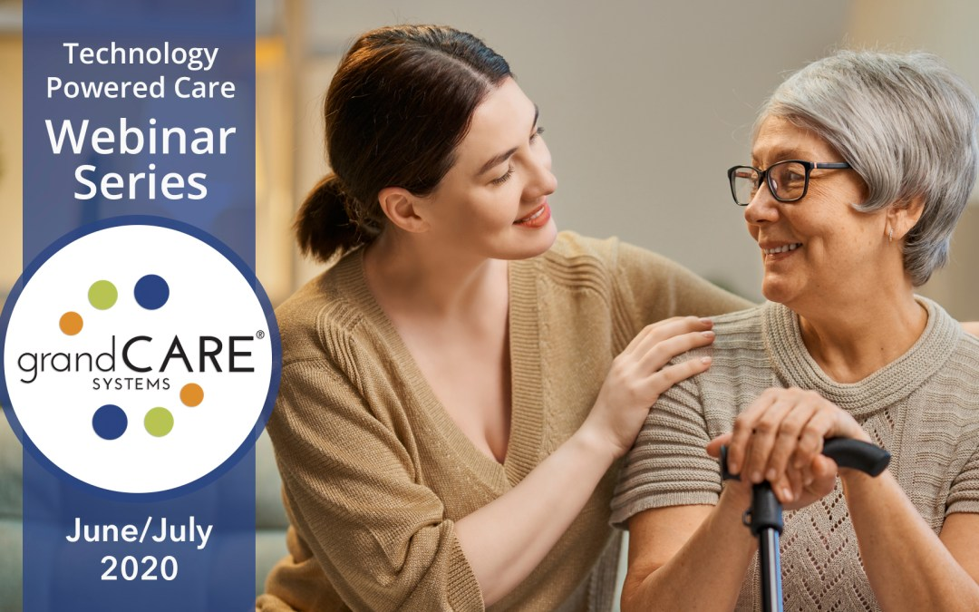 tech-powered care webinar series