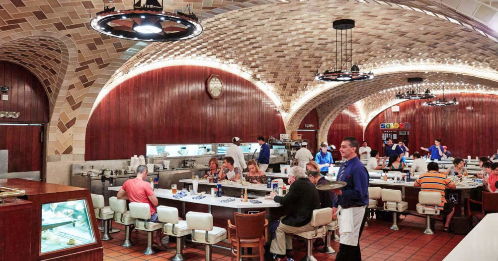 Free Signed Copy of the Grand Central Oyster Bar Cookbook - Grand Central Terminal