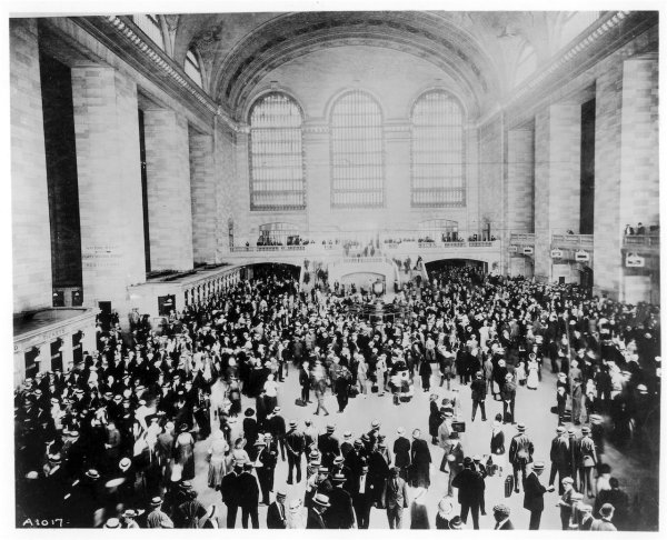 History - Grand Central Terminal