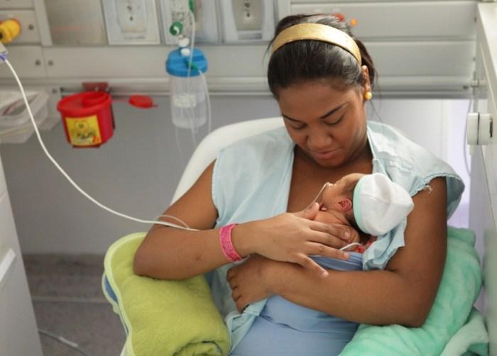 Photo: Kangaroo Mother Care