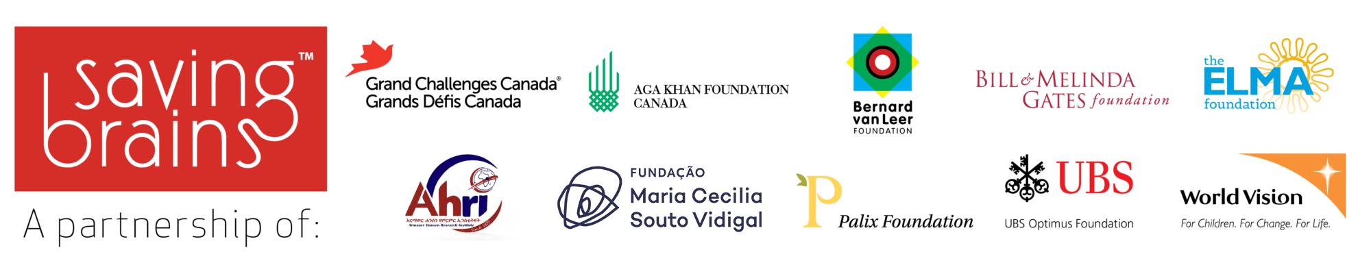 Saving Brains Partner Logo