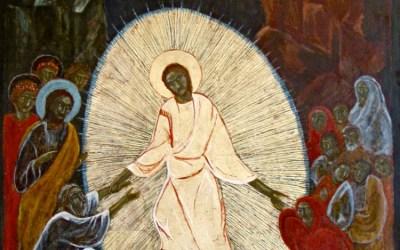 « Amour confirmé, passage créé : c'est la Pâque de Jésus ! »