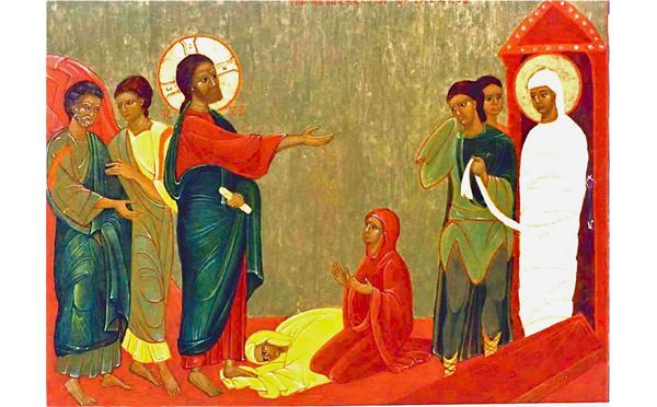 Homélie du pasteur Jean-Louis L'Eplattenier pour le Samedi de Lazare