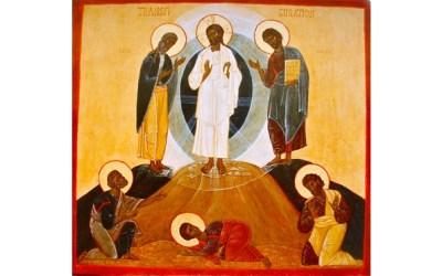 Homélie par le pasteur Pierre-Yves Brandt pour la fête de la Transfiguration jeudi 6 août 2020