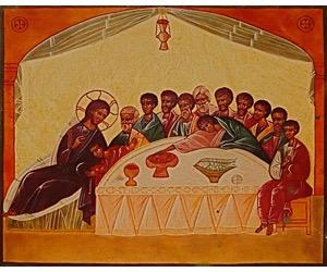 Overweging op donderdag 31 mei 2018, feest van de instelling van de eucharistie, door pastor Hyonou Paik