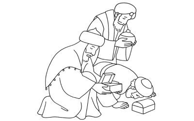 « De l'or, de l'encens  et de la myrrhe »  – retraite de l'Epiphanie