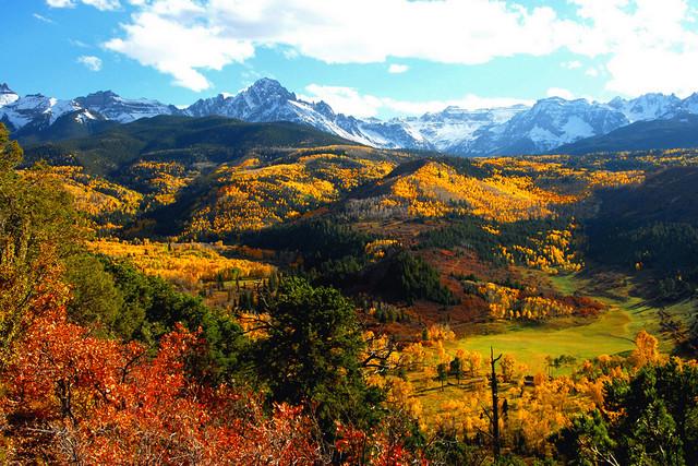 Colorado Fall Season