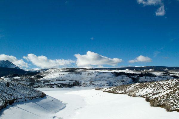 Green Mountain Winter