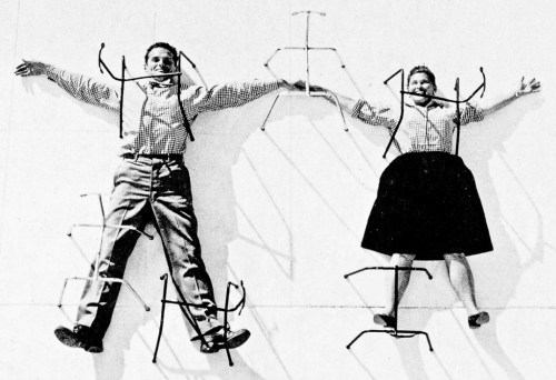 Charles And Ray Eames Grande Dame
