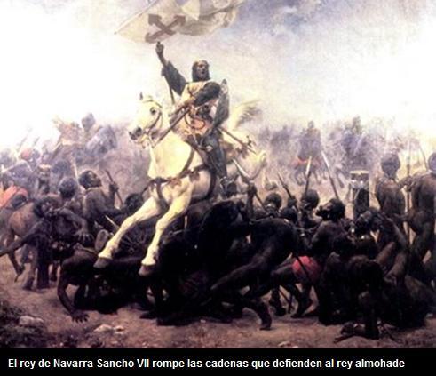 Sancho rompr las cadenas