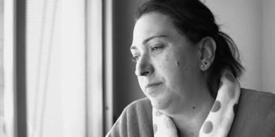 Lola Andújar es víctima de violencia de género