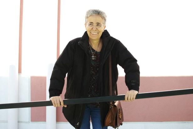 María del Mar Jiménez es camarera de piso
