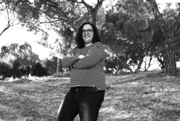 Susana es activista en salud mental